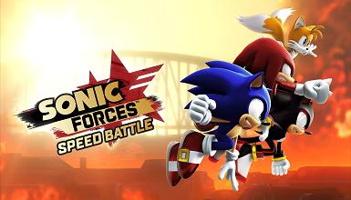 معرفی و دانلود بازی Sonic Forces Speed Battle