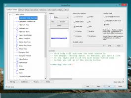 دانلود نرم افزار StrokesPlus 0.4.1.0 اتوماتيک سازی دستورات تكراری با حركات موس